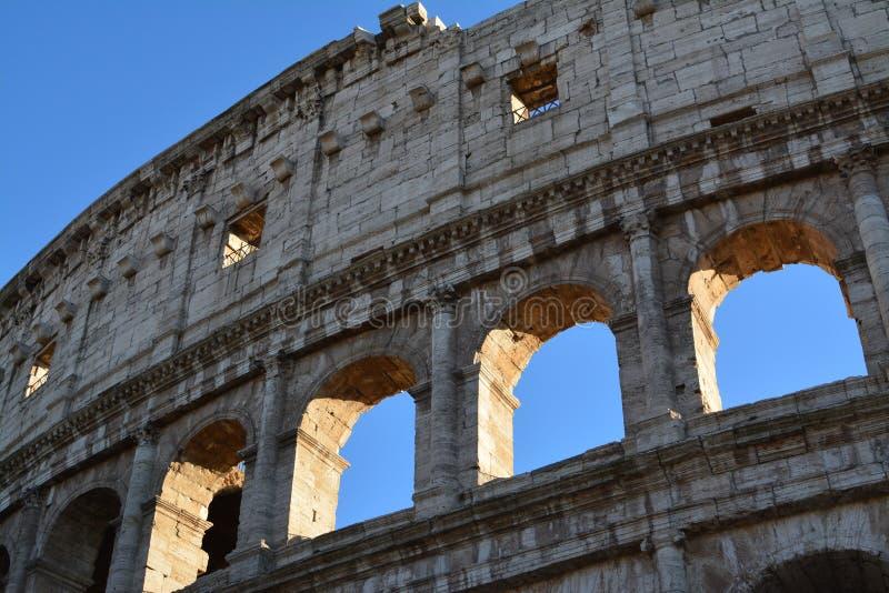 Sonderkommando des Colosseum lizenzfreies stockbild
