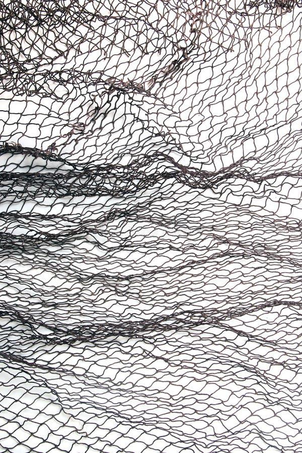 Sonderkommandobild eines traditionellen Fischernetzes lizenzfreie stockfotos