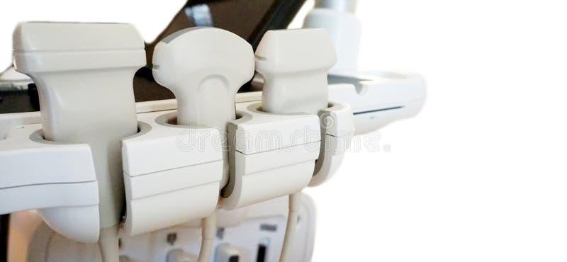 Sondes d'ultrason photos stock