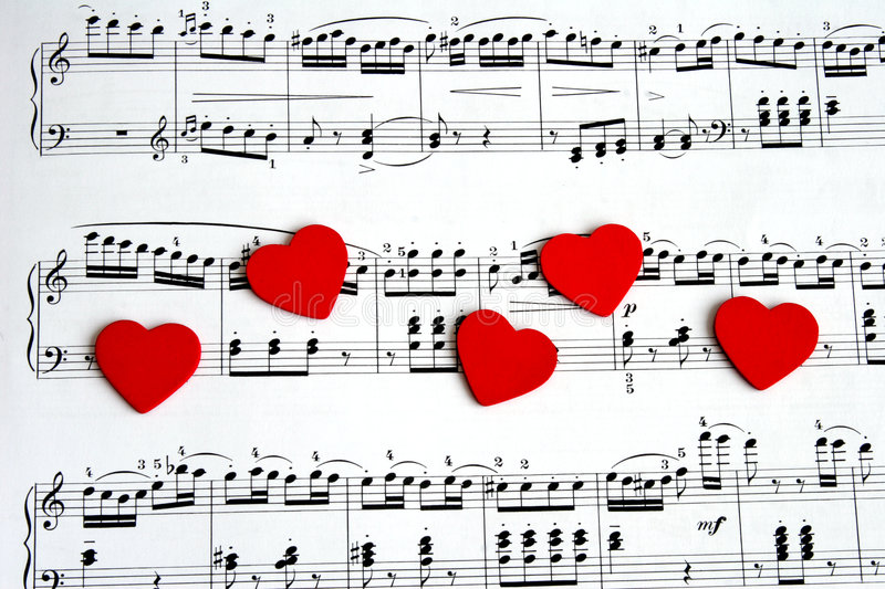 Song of Love stock images
