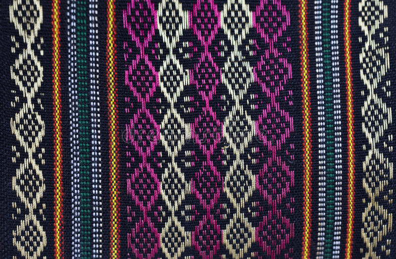 Songket Palembang stock images