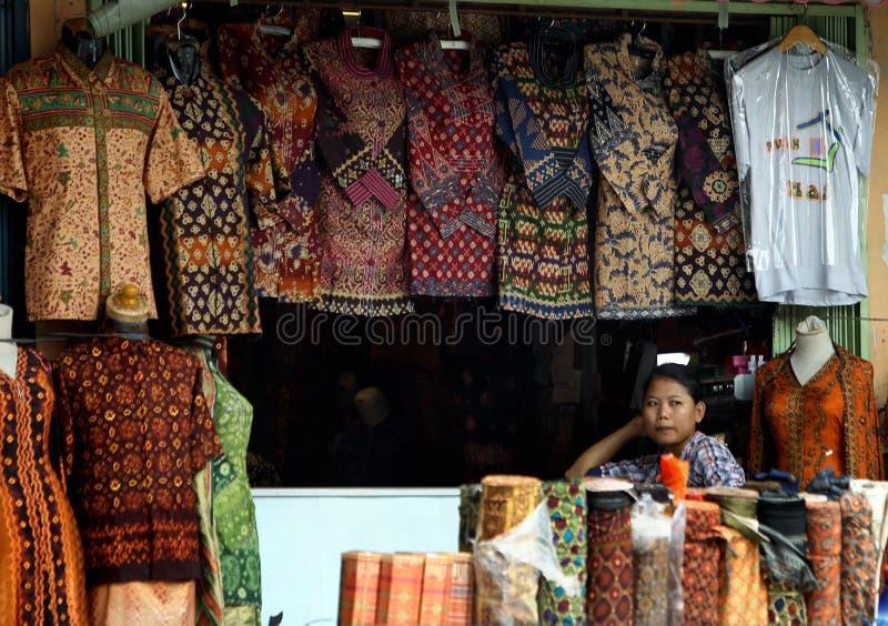 Songket, Palembang, Sumatera, Indonezja zdjęcia royalty free