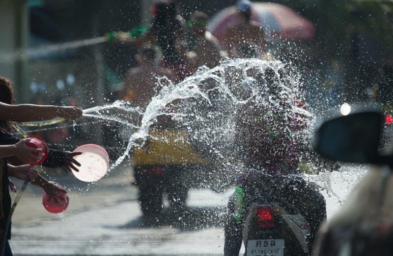 Songkran obrazy stock