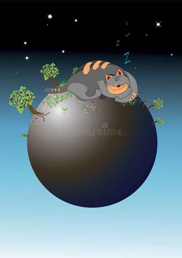 Download Sonho ilustração do vetor. Ilustração de flor, ícone - 10058083