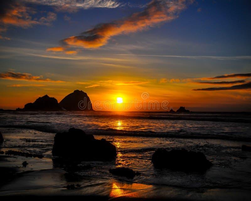 Sonho de Califórnia fotos de stock royalty free