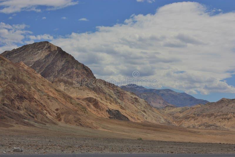 Sonho do Vale da Morte foto de stock