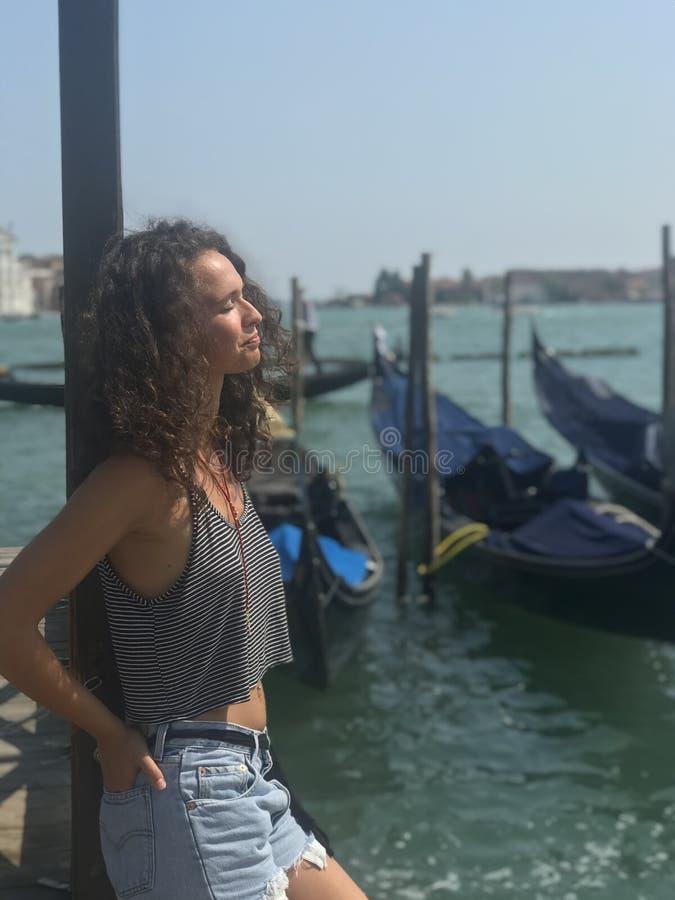 Sonho em Veneza fotografia de stock