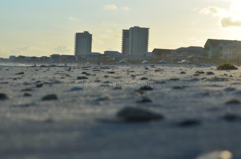 Sonhos da praia fotos de stock royalty free