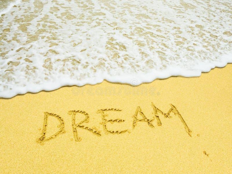 Sonhos do feriado fotografia de stock royalty free