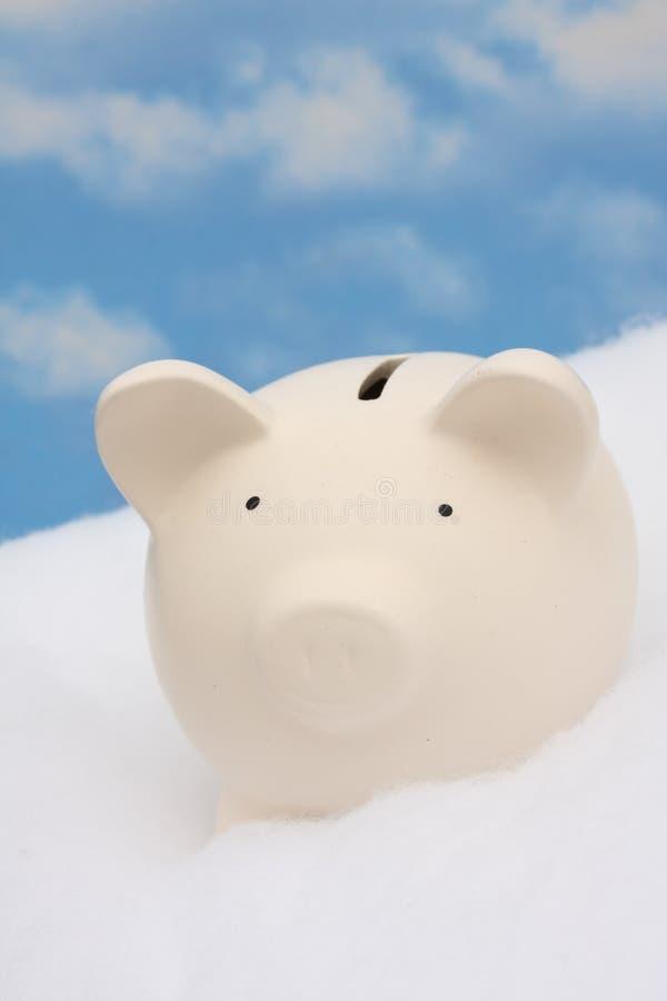 Sonhos financeiros imagens de stock royalty free