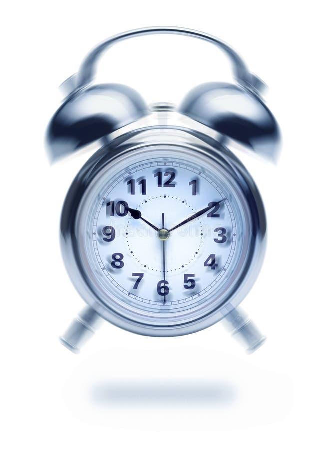 Sonido del reloj de alarma fotografía de archivo libre de regalías