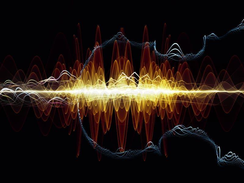 Sonido del viol?n imagen de archivo libre de regalías