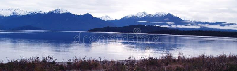 Sonido dudoso, Nueva Zelandia fotografía de archivo