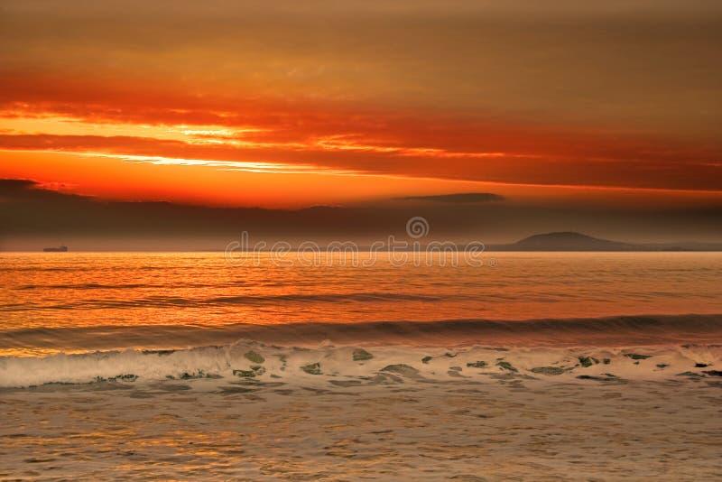 Sonnenaufgang 101 lizenzfreie stockfotos