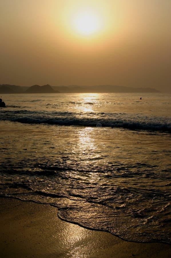 Sonnenaufgang lizenzfreie stockfotos