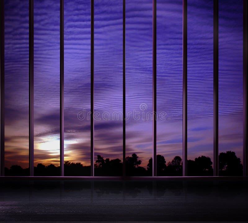 Download Sonnenaufgang stockfoto. Bild von fleck, lack, scheinwerfer - 9092780