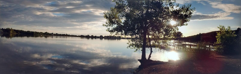 Sonnenaufgang im Osten lizenzfreie stockfotografie
