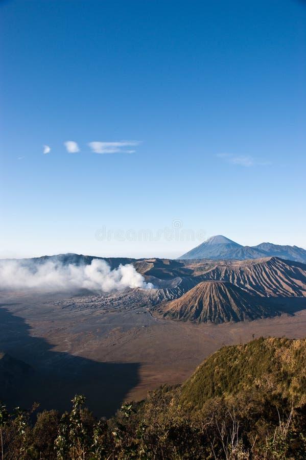 Sonnenaufgang Mt-Bromo lizenzfreie stockfotografie