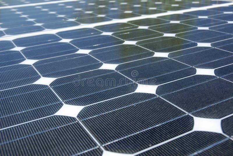 Sonnenenergie-Sonderkommando lizenzfreie stockfotografie