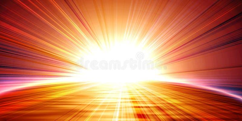 Sonnenfinsternis vektor abbildung