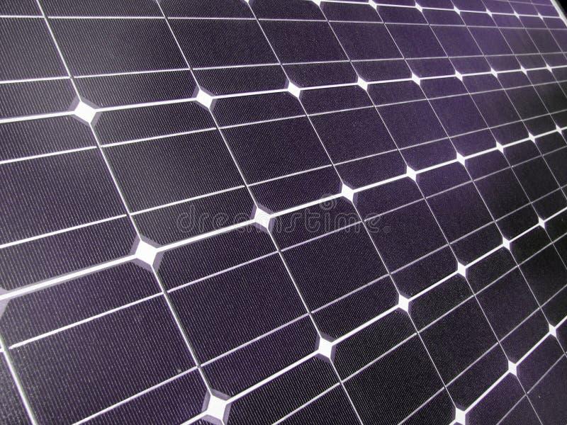 Sonnenkollektor lizenzfreie stockbilder