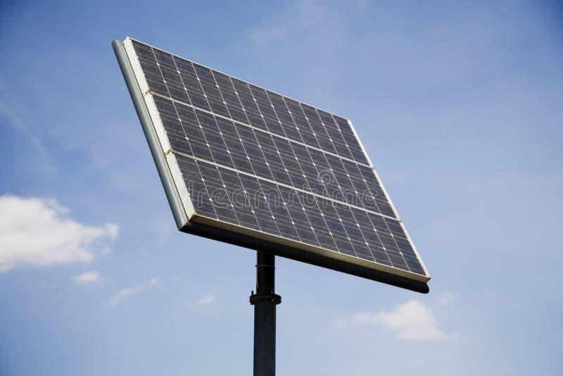 Sonnenkollektor lizenzfreie stockfotos