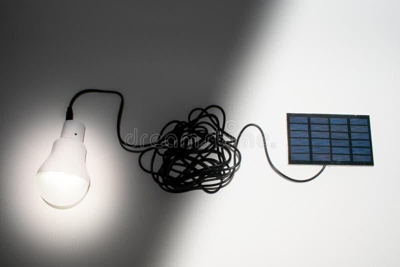 Sonnenkollektor, foto-voltaisch lizenzfreie stockfotografie
