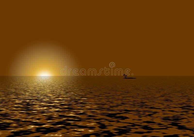 Sonnenschein stockfotografie