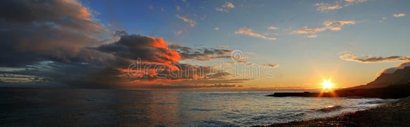 Sonnenuntergang 2010106 lizenzfreie stockbilder