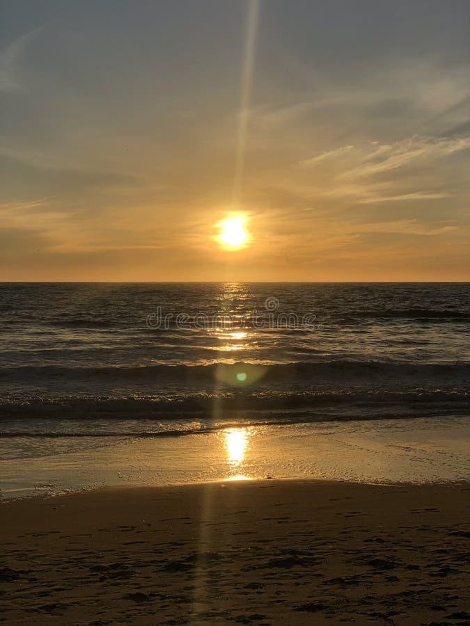 Sonnenuntergang - Atardecer stockfotos