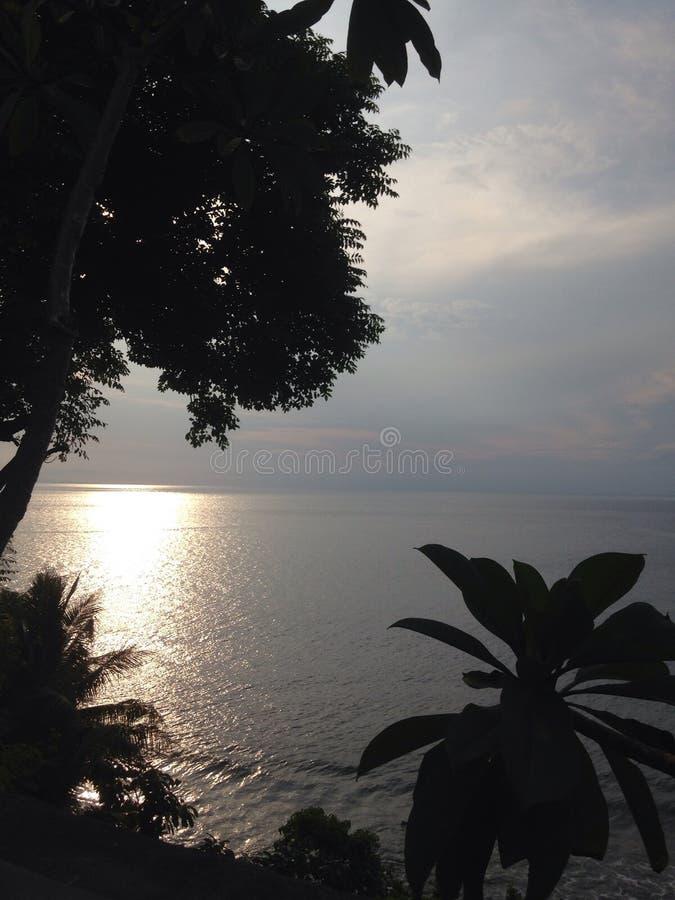 Sonnenuntergang neben Ihnen lizenzfreie stockbilder