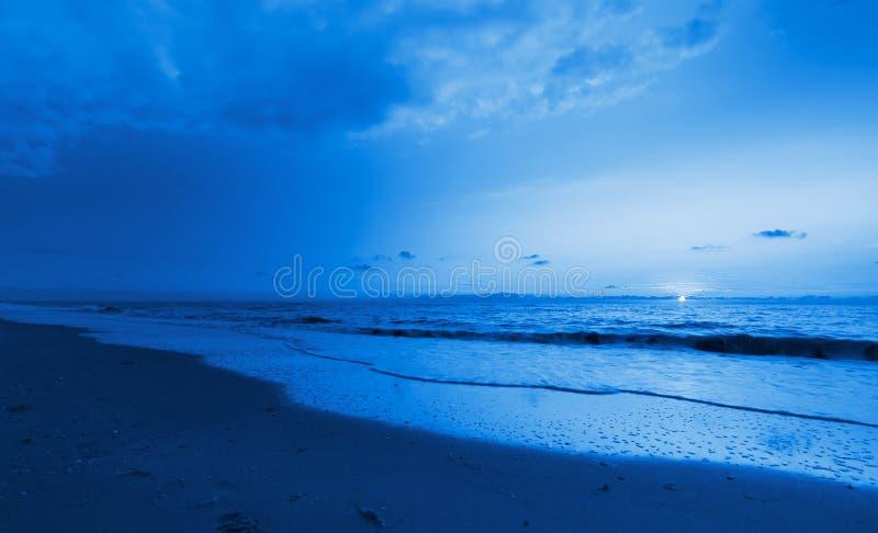 Sonnenunterganghintergrund stockbild