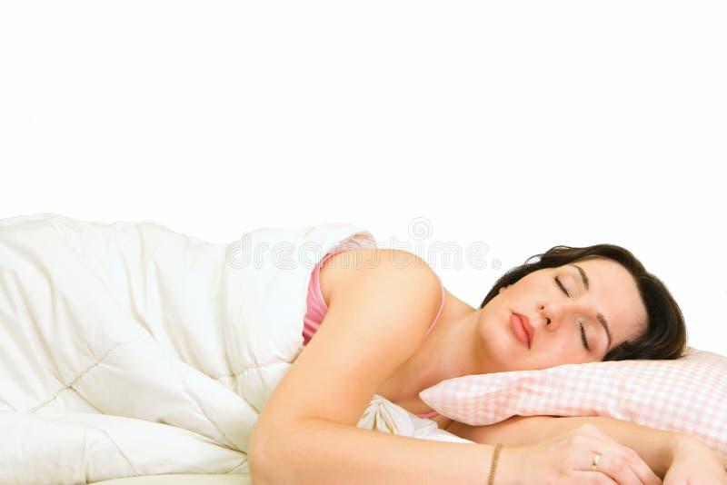 Sonnolento? immagine stock libera da diritti