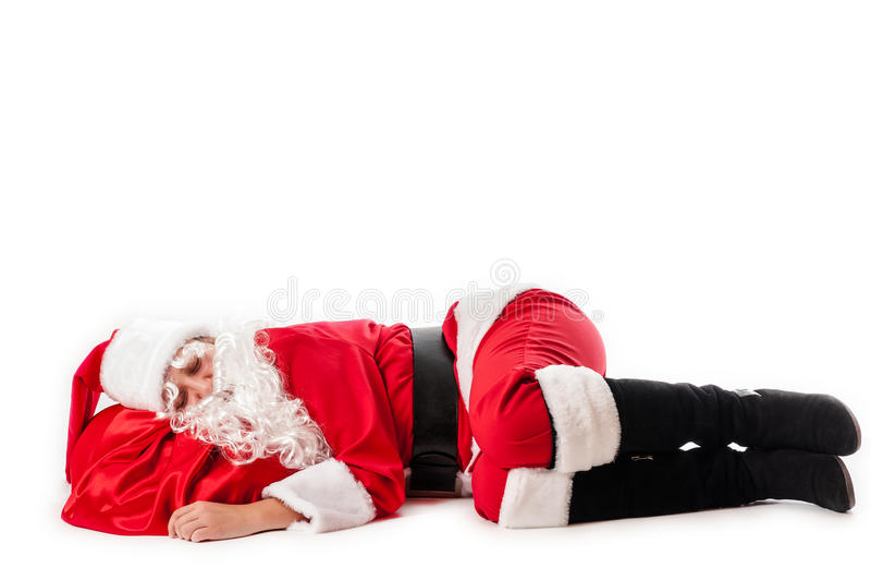 Sono Santa Claus fotos de stock