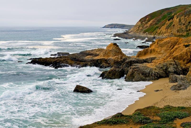 sonoma свободного полета california bodega залива стоковое изображение