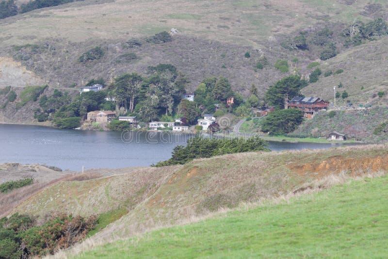 Sonoma-het Park van de Kuststaat - noordwestelijke Sonoma-Provincie, Californië stock afbeelding