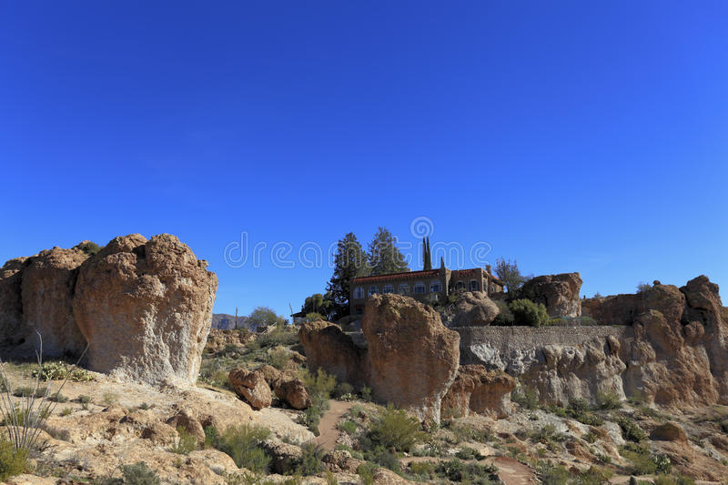 Download Sonoran Upland Area stock image. Image of mountain, slope - 39511493