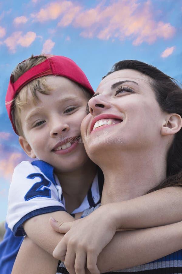 Sonrisa de la felicidad imágenes de archivo libres de regalías