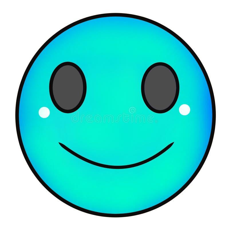 Sonrisa del Emoticon libre illustration