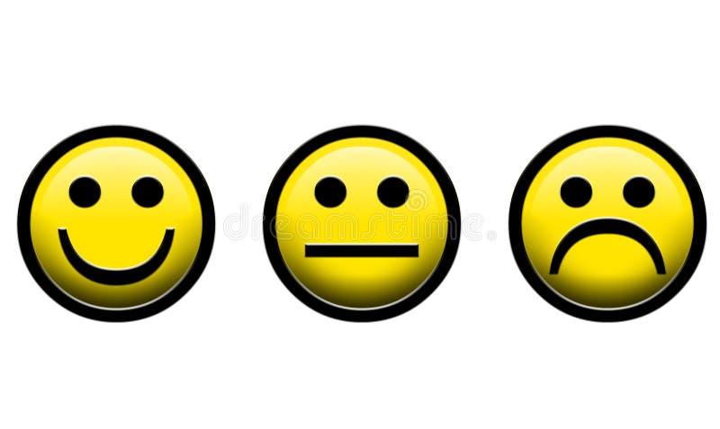 Sonrisas stock de ilustración