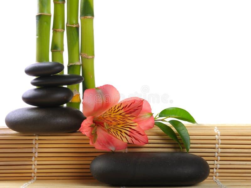 Sons de zen image libre de droits