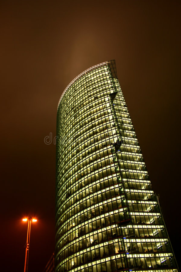 Download Sony Center Berlin Royalty Free Stock Photo - Image: 1715755