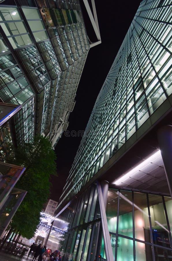 Sony Center In Berlin Editorial Photo
