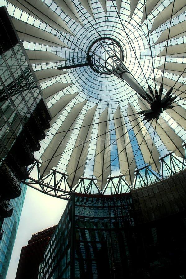 Sony Center A Berlino Fotografie Stock Gratis