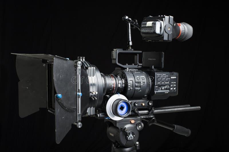 Sony FS 700 στοκ φωτογραφίες με δικαίωμα ελεύθερης χρήσης