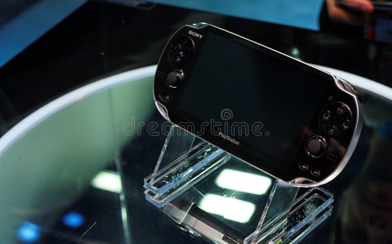 Sony NGP of PSP 2 stock foto