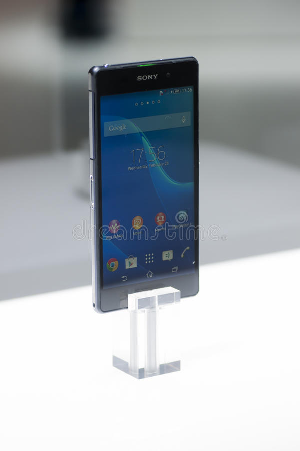 SONY XPERIA Z2, MOBILE WORLD CONGRESS 2014