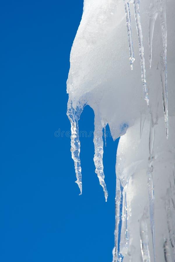 sopel zima obrazy stock