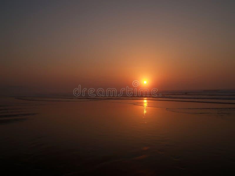 Sopelana beach ii royalty free stock photography