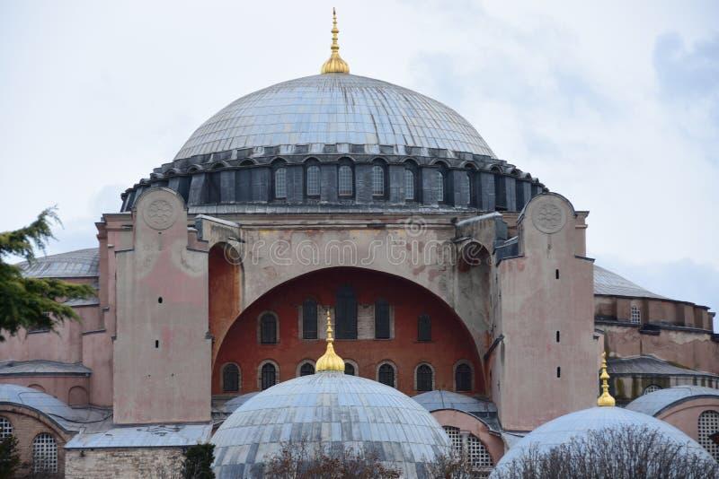 sophia Τουρκία της Κωνσταντινούπολης hagia στοκ φωτογραφία